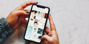 Digital Discipleship Ecosystem - Phone in hands